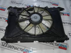Диффузор радиатора в сборе Toyota Corolla Fielder NZE141G 2007 г