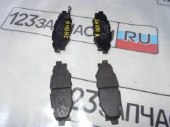 Колодки тормозные задние ( КОМПЛЕКТ ) Subaru Forester SH5