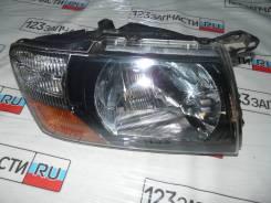 Фара правая Mitsubishi Pajero V75W 2000 г