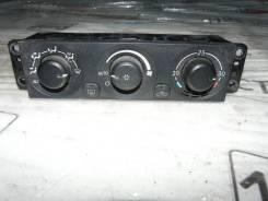 Блок управления климат-контролем Mitsubishi Pajero V75W