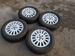 Летние колёса Toyota Noah 195/65R15 Dunlop Enasave оригинал