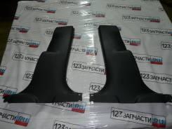 Обшивка стойки средней левой нижняя Nissan Teana J32