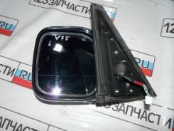 Зеркало левое Mitsubishi Pajero V75W 2000 г