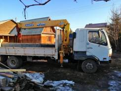 Mitsubishi Fuso Fighter. Самгружу, 8 200 куб. см., 5 000 кг., 4x2