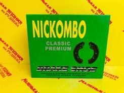 Колодки тормозные барабанные K-7747 Nickombo Premium на Баляева K-7747, 26257AA030, 26298AA011, 26257AA040, 26298AA010