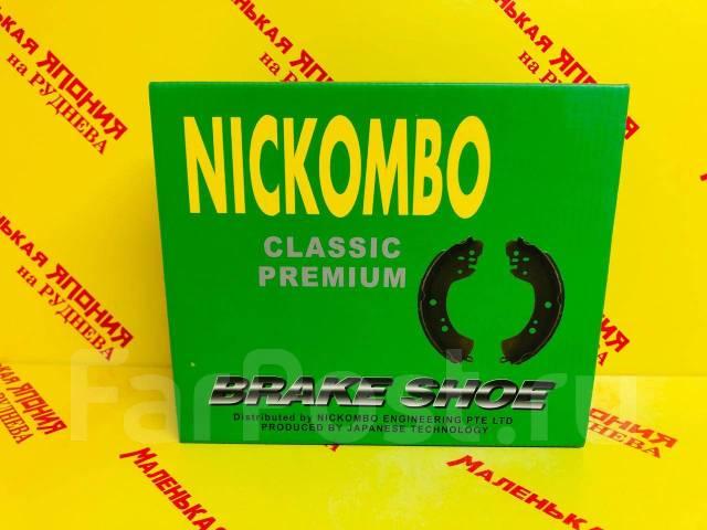 Колодки тормозные барабанные K-1261 Nickombo Premium на Баляева K-1261, 44060AX025, 44060AX026, AY360NS089