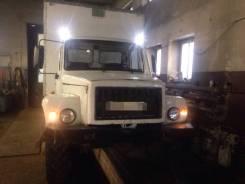 ГАЗ 3308 Садко. ГАЗ 3308, 4 750куб. см., 6 300кг., 4x4