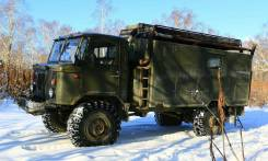ГАЗ 66. Продам газ-66 дизель, 4 750куб. см., 2 000кг., 4x4