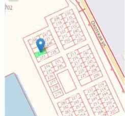 10 соток под (ИЖС) в п. Таежный. 1 000кв.м., собственность, электричество, вода