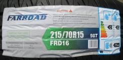 Farroad FRD16. Летние, 2019 год, без износа, 4 шт