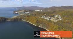 Земельный участок 10 соток в поселке Лазурный (недалеко от б. Шамора). 1 000кв.м., собственность