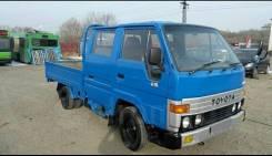 Toyota ToyoAce. Продам грузовик в хорошем состоянии!, 2 400куб. см., 1 500кг., 4x2