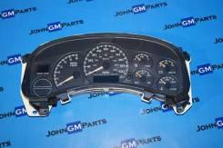 Панель приборов. Chevrolet Tahoe, GMT, 800 Chevrolet TrailBlazer, GMT360 Двигатели: LM7, LL8