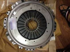 Корзина сцепления. Hyundai: Gold, HD170, HD160, HD270, HD250, HD1000, Trago, Universe, HD Kia Granbird Daewoo Novus Двигатели: D6AC, D6CA, D6CB38, D6C...
