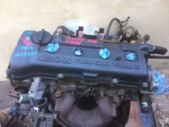 Двигатель Nissan GA15