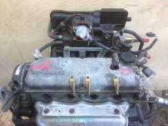 Двигатель Mazda B3 пластиковый коллектор