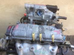 Двигатель Mazda B3 алюминиевый коллектор