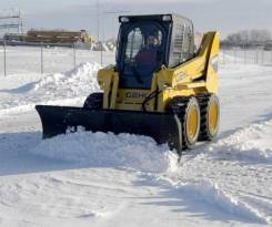 Отвалы снегоуборочные.