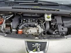 Двигатель Citroen/Peugeot EP6 турбо Евро 5 150 л. с. 49000 км с ГТД