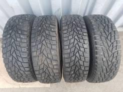 Dunlop SP Winter ICE 02. Зимние, шипованные, 10%, 4 шт