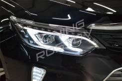 Фары Toyota Camry 55 2014-2016 Mercedes Style рестайлинг