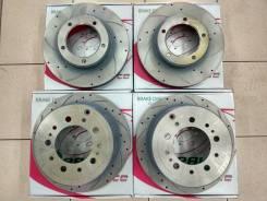 Комплект вентилируемых тормозных дисков G-brake Замена Бесплатно! GFR20289L