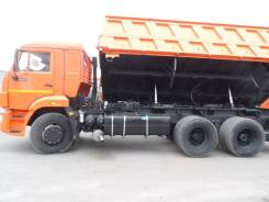 КАМАЗ 552900 с 3-х сторонней разгрузкой на шасси камаз 65115-3052-50 Евро 5, 2019