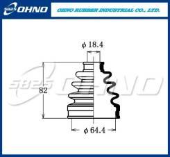 Пыльник привода 5`825 FB-2140 5-825