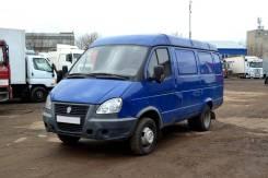 ГАЗ 2705. Цельнометаллический грузовой фургон Газ 2705, 2 800куб. см., 1 480кг., 4x2