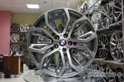 """BMW. 9.5/10.5x20"""", 5x120.00, ET45/35, ЦО 74,1мм."""