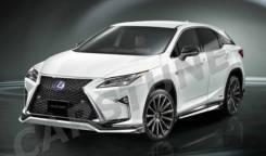 Обвес кузова аэродинамический. Lexus RX450h Lexus RX350 Lexus RX200t Lexus RX300