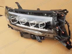 Фара. Toyota Land Cruiser Prado, GDJ150L, GDJ150W, GDJ151W, GRJ150L, TRJ150L, TRJ150W