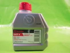 Жидкость тормозная BREMBO DOT 4 0,25л LA4002