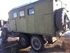 ЗИЛ 131. Грузовой фургон ЗИЛ131МТО, 6x6