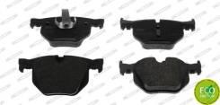 Колодки тормозные задние BMW X5 (E70) 3.0si/3.0d / X6 (E71) 3.0i/3.0d FDB4067