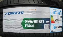 Farroad FRD26. Летние, 2019 год, без износа, 4 шт