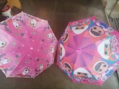 Зонты для девочек новые