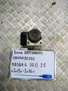 Блок abs Mazda 6 2013-2016 [GHP9437A0]