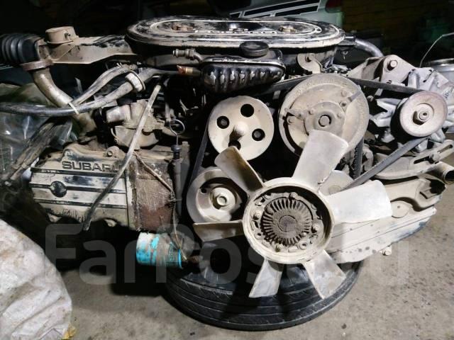 Двигатель EA82 Suabru LEON