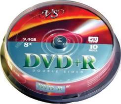 DVD+R. 9Гб