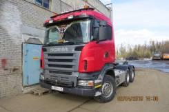Scania R500. Продам седельный тягач, 6x4
