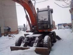 Тверьстроймаш. Экскаватор колёсный ЕК18 2009Г., 1,00куб. м.