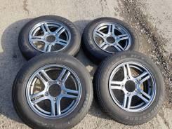 "Летние колёса Suzuki Jimny 175/80R16 Bridgestone. 5.5x16"" 5x139.00 ET22"