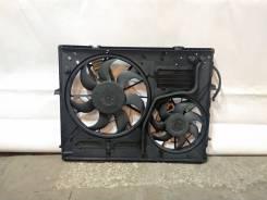 Вентилятор охлаждения радиатора. Volkswagen Touareg, 7L6, 7L7, 7LA Audi Q7, 4LB Двигатели: AXQ, AYH, AZZ, BAA, BAC, BAR, BHK, BHL, BHX, BJN, BKJ, BKS...