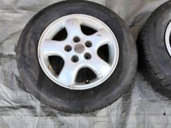Колеса Nissan с резиной Bridgestone Nextry Ecopia