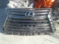 Решетка радиатора. Lexus LX450d, URJ201, VDJ201 Lexus LX570, URJ201, VDJ201, URJ201W Двигатели: 1VDFTV, 3URFE