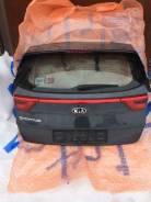 Крышка багажника. Kia Sportage, QL Двигатели: D4FD, D4HA, G4FG, G4FJ, G4KJ, G4NA