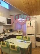 4-комнатная, улица Калиновая 63. Сахарный ключ, 120,0кв.м. Кухня