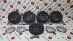 Комплект дисков + колпаки на Mercedes-Benz W124 R15