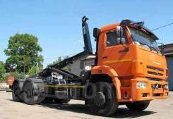 Автосистемы АС-20Д. АС-20Д (63370) Камаз 6520-3072-53 (нав. Hyvalift) мультилифт, 11 762куб. см.